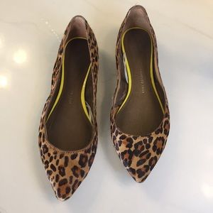 GAP Shoes - Leaopard Pointed Ballet Flat size 7